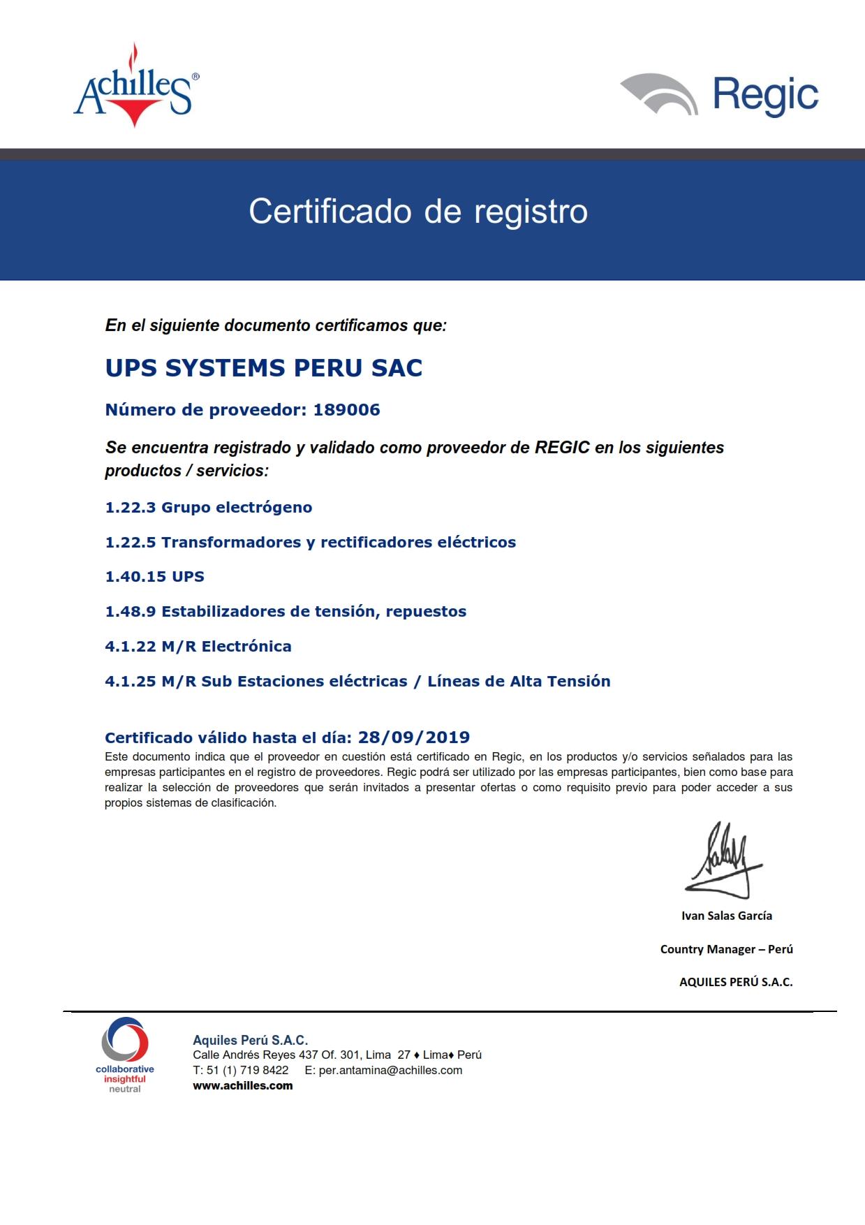 Certificado regic-antamina TSMS UPS_001